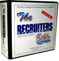 The Recruters Bible